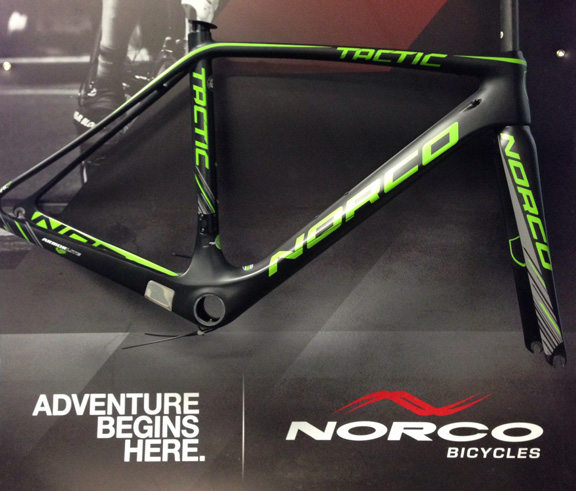2014 Norco Tactic Frame