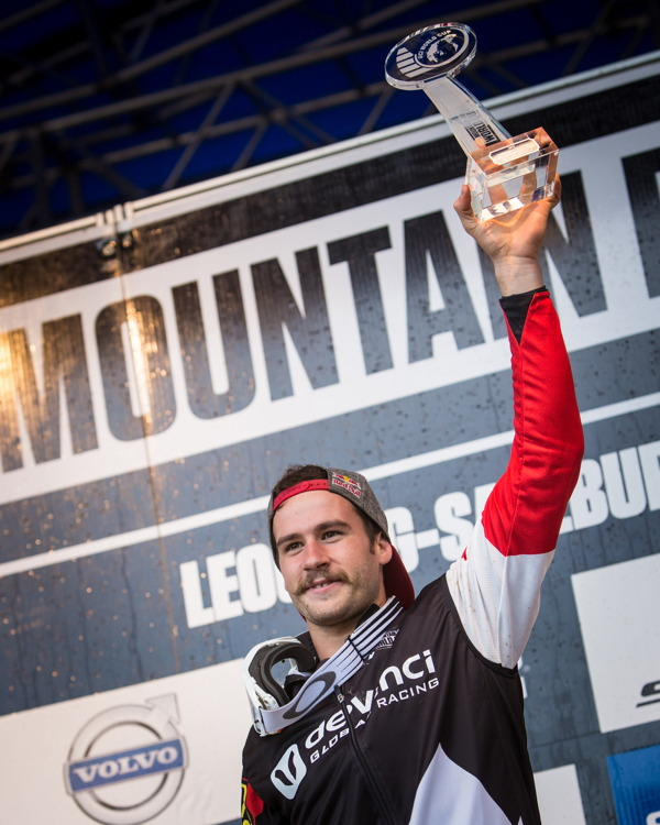 Smith conquers the Elite Men's DH World title [P] Michal Cerveny