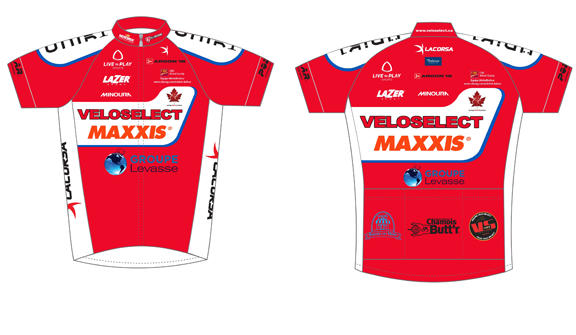 Velo Select reveals team kits Top