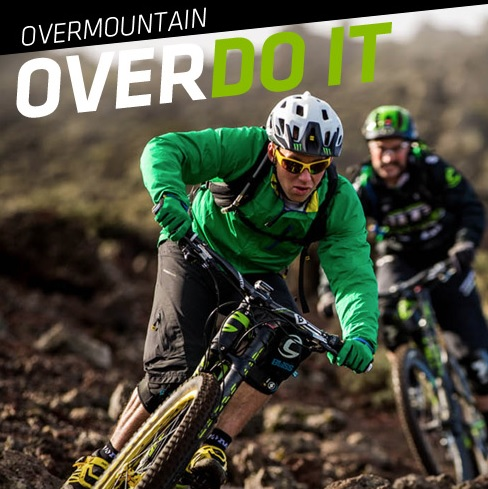 Cannondale Launches OverMountain Line [P] Cannondale