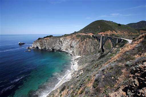 Bixby bridge... [P] Cor Vos