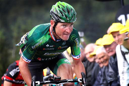 Voeckler made a bid for glory [P] Cor Vos