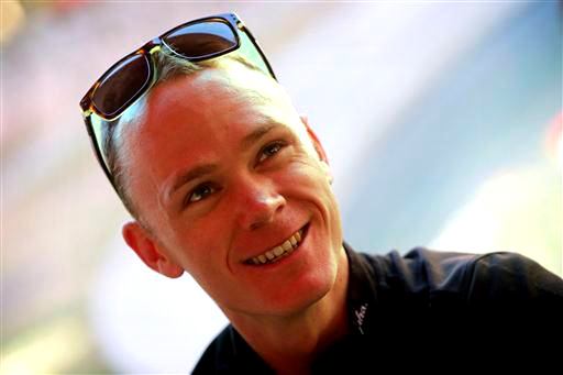 Froome [P] Cor Vos