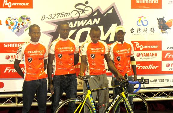 Kenyan Riders [P] Marg Fedyna