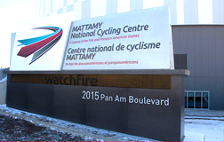Mattamy National Cycling Centre entrance [P] CSIO