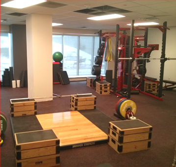 Strength and Conditioning space [P] CSIO
