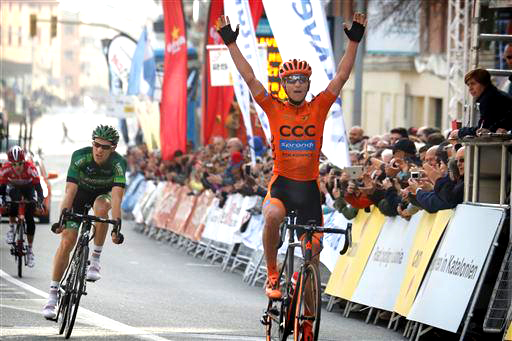 Maciej Paterskij wins over Rolland and De Clercq [P] Cor Vos