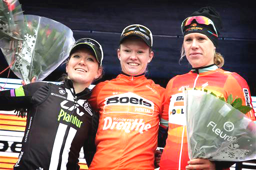 Final podium [P] Cor Vos