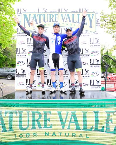 Men's podium [P] Tom Ewart