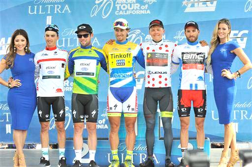 Jersey leaders [P] Cor Vos