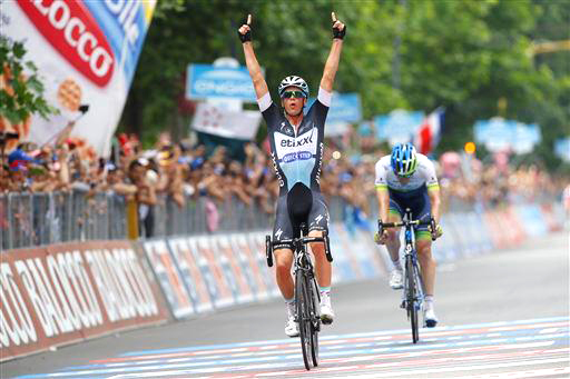 Keisse wins Stage 21 [P] Cor Vos