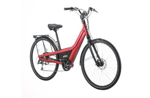 New eVox City e-bike [P] Procycle