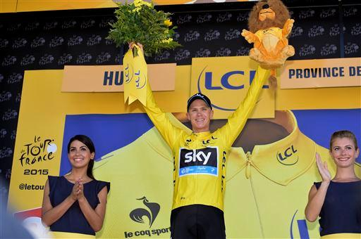 Chris Froome [P] Cor Vos