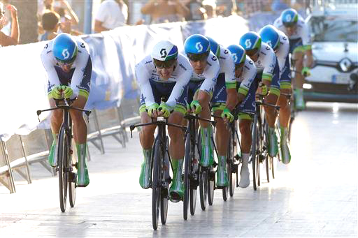 Orica GreenEdge [P] Cor Vos