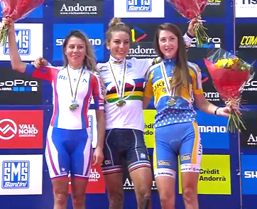 Elite Women's podium [P]