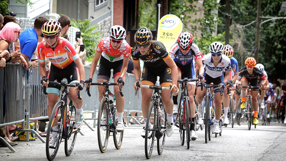UCI Women's WorldTour launches in 2016 [P] Cor Vos