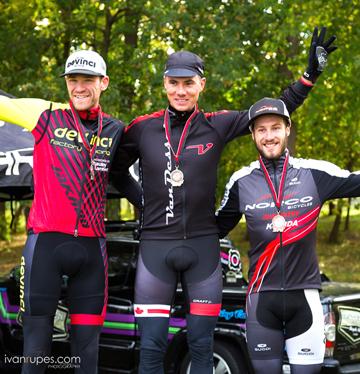 Elite men's podium [P] Ivan Rupes