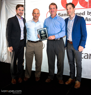 2015 Road Organizer of the Year - Cycle Waterloo [P] Ivan Rupes