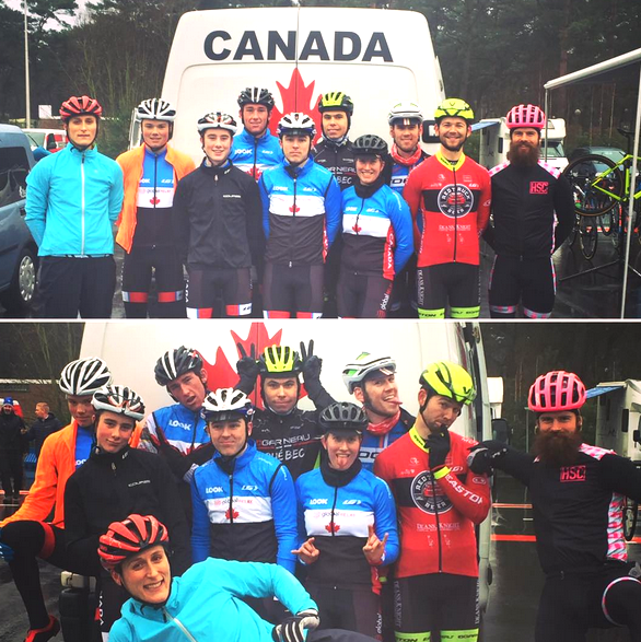 Team Canada Christmas Cross Project [P] Cycling Canada