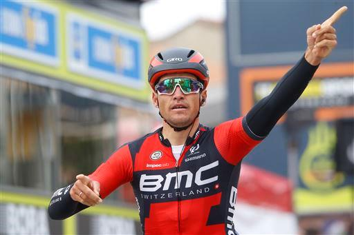 Greg Van Avermaet (Bel) BMC Racing Team wins Stage 6 [P] Cor Vos