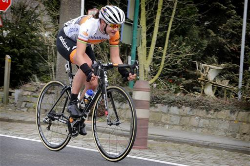 Marianne Vos (Ned) Rabobank Liv [P] Cor Vos
