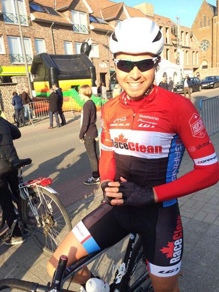 Ed Walsh [P] Team RaceClean Canada