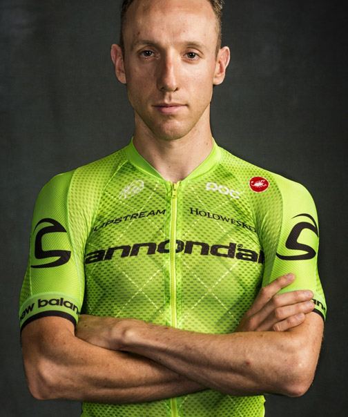 Michael Woods  ©  Cannondale
