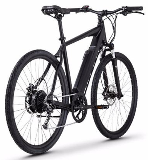 Juiced Bikes new CrossCurrent hybrid e-bike [P] Hill Eater E-bikes