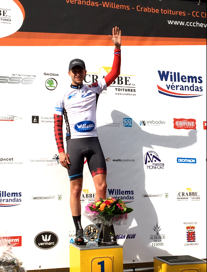 William Elliott top U23 rider at Arden Challenge 2017 [P]