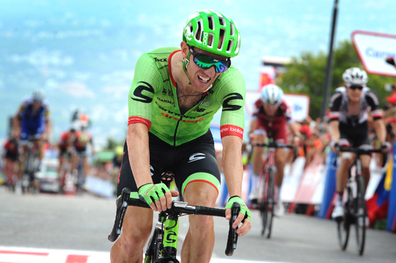 Vuelta A Espana Stage 10 Full Results Canada S Woods 8th