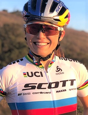 Kate Courtney and Lars Forster Join SCOTT-SRAM MTB Racing – Pedal Magazine b5732c868