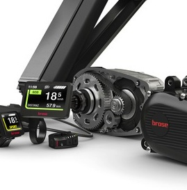 Brose Launches All New Complete Drive System for E-bikes – Pedal